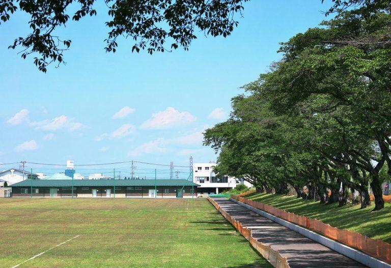 総合スポーツゾーン附属建築物